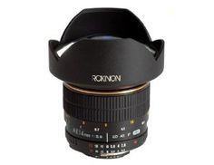$499 Amazon.com: Rokinon 14mm F2.8 Ultra Wide Angle Lens with Automatic Chip for Nikon (Black): ROKINON: Camera & Photo