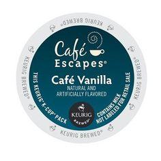 Café Escapes Café Vanilla