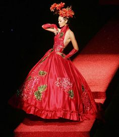 Image detail for -... around the color red a taste of traditional chinese wedding dress