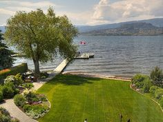 Okanagan Lake, Kelowna, BC Canada #Okanagan