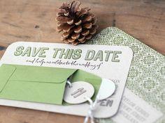 Save the date kaartjes! | ThePerfectWedding.nl
