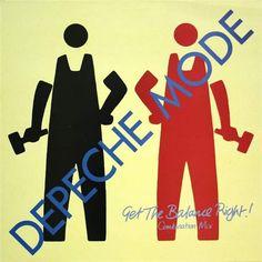 "Depeche Mode - Get The Balance Right! 12"" (1983)"