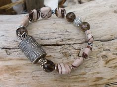 Anne Choi Things Won Are ... Bracelet Brown by HarborGirlDesigns