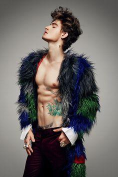 Galeria de Fotos All about the boys: os brasileiros em editoriais internacionais // Foto 1 // Notícias Models // FFW