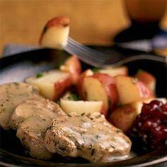 Rosemary Pork Tenderloin | MyRecipes.com