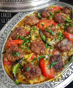 Kebab with Söğürlü - Cahide Sultan بِسْمِ اللهِ الرَّحْمنِ الرَّحِيمِ - - Söğürmeli Kebap – Cahide Sultan بِسْمِ اللهِ الرَّحْمنِ الرَّحِيمِ Kebab with Söğürlü – Cahide Sultan بِسْمِ اللهِ الرَّحْمنِ الرَّحِيمِ Turkish Recipes, Greek Recipes, Meat Recipes, Cooking Recipes, Italian Recipes, Ethnic Recipes, Iftar, Healthy Eating Tips, Healthy Nutrition
