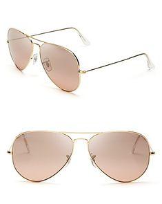 Ray-Ban Classic Aviator Sunglasses   Bloomingdale's