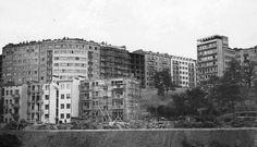 Warszawa - Aleja Na Skarpie (1938)