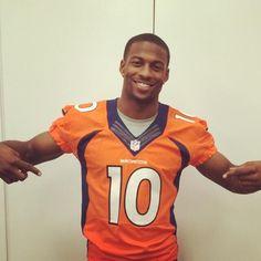 Emmanuel Sanders - Denver Broncos - #10
