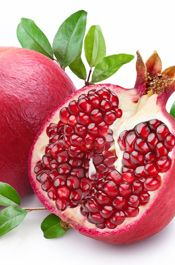 Pomegranate Suppresses the Growth of Breast Cancer | Health and Wellness News #breastcancer