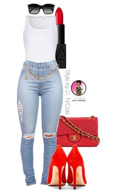 """""""Untitled #2459"""" by stylebydnicole ❤ liked on Polyvore"""
