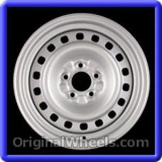 Ford Explorer 1998 Wheels & Rims Hollander #3266  #FordExplorer #Ford #Explorer #1998 #Wheels #Rims #Stock #Factory #Original #OEM #OE #Steel #Alloy #Used