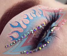 Top 10 Makeup Mirrors Products That You're Going To Love Makeup Eye Looks, Eye Makeup Art, Crazy Makeup, Cute Makeup, Pretty Makeup, Makeup Inspo, Arte My Little Pony, Looks Instagram, Eye Makeup Designs