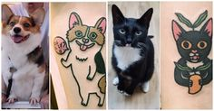 Talented Artist Reimagines Pets As The Cutest Quirky Masterpieces