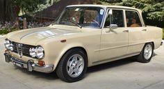1969 Giulia Super Biscione 1600