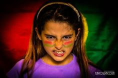 Ready for the game...  ( portugal vs wales)