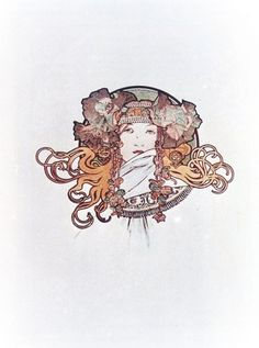 Backplate © Alphonse Mucha Estate-Artists Rights Society (ARS), New York-ADAGP, Paris