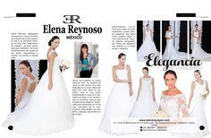 Elena Reynoso Campaña Novias - Especial de BodasF&S Magazine