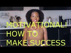 HOW TO BE SUCCESSFUL | MOTIVATIONAL #1
