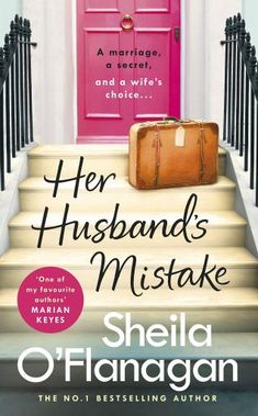 Her Husband's Mistake | Sheila O' Flanagan | Review | Swirl and Thread