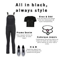 05.28.15 All in black, always style #ourjewelsyourstyle #MissKarat #CoderqueJewels