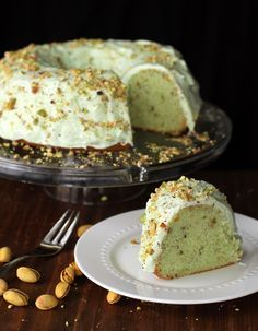 Homemade Pistachio Pudding Cake | Eat In Eat Out Magazine