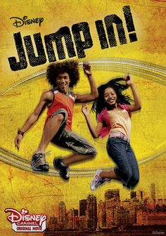 Jump In! (2007)  A third-generation boxer, teen Izzy (Corbin Bleu of High School Musical) has his sights set on winning the Golden Glove. His training is going well, that is, until Mary (Keke Palmer of Akeelah and the Bee), a competitive double dutcher (and Izzy's crush), enters the picture. When Izzy subs in for a jumper who ditches her team, he must learn the ropes (and the art) of double dutch. But will it interfere with his boxing dreams?
