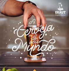 EKÄUT | Cervejaria Artesanal on Behance
