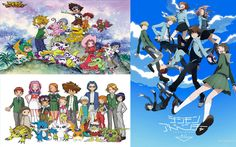digimon adventure - Buscar con Google