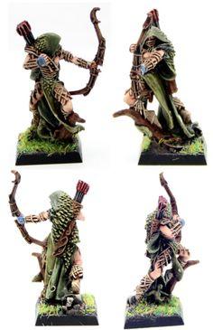 Lord, Waywatcher, Wood Elves