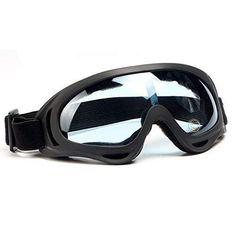 7e55df5a890 SPOSUNE Motorcycle Goggles for Men Women