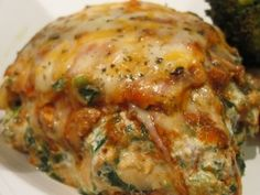 Vegetable Matzo Lasagna - A great dairy dish for the Passover table. I would probably use homemade pasta sauce instead of jarred; but if you are in a hurry, jarred would do.