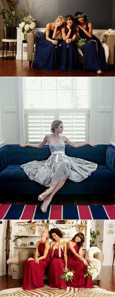 Weddington Way For Every Season + Bridesmaids' Dresses Giveaway – Style Me Pretty