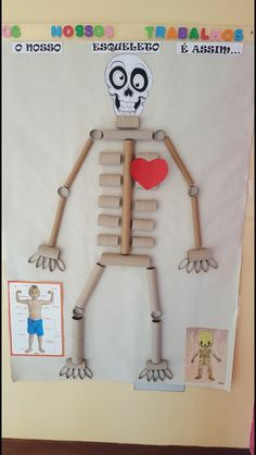 Trendy science crafts for preschoolers human body ideas - - Trendy science crafts for preschoolers human body ideas Science! Trendy science crafts for preschoolers human body ideas Kid Science, Science Crafts, Preschool Science, Science Experiments Kids, Science Activities, Science Projects, School Projects, Activities For Kids, Body Preschool