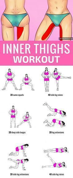 Workout, Lose Weight & Keep It Off! #Fitspo #thighs #workout #athomeworkout <> Lose Weight & Have More Energy: http://qoo.by/2ywl