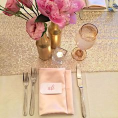 Bubbly Bar, Blush, Pink & Gold Bridal/Wedding Shower Party Ideas | Photo 8 of 39 | Catch My Party
