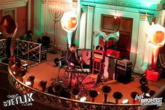 Specimen Products | LX Horns on Stage