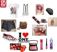 """one direction outfit"" by adelysft on Polyvore"