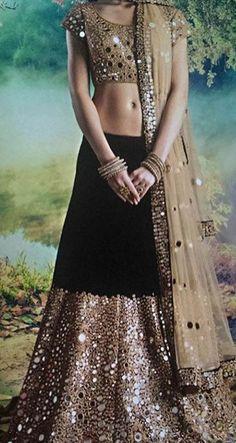 #PartywearCasuallookLehenga #LatestHeavyEngagementlehenga #Partywearlehengaonlinebuy #StylishwesternLehengaonline  Maharani Designer Boutique  To buy it click on this link http://maharanidesigner.com/Anarkali-Dresses-Online/lehenga-online/ Rs-30000 Heavy Mirror work For any more information contact on WhatsApp or call 8699101094 Website www.maharanidesigner.com Maharani Designer Boutique - Designer Boutique Jalandhar Punjab India's photo.