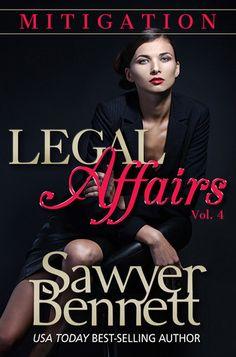 Mitigation (Legal Affairs, #4)