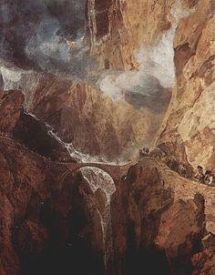 Schöllenen Gorge - Wikipedia