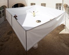 2012 lively architecture festival in montpellier