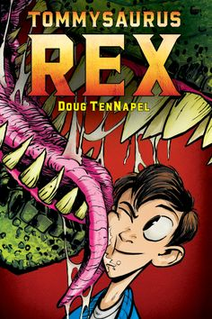 When Ely's beloved dog, Tommy, is hit by a car, he goes to his grandpa's house for the summer to get his mind off things. While exploring a nearby cave one day he discovers a full-grown but friendly Tyrannosaurus Rex. As the news of the dinosaur grows around town, so does the friendship between Ely and his Jurassic pet. But Randy, the mean kid down the street, decides he's going to make life miserable for Ely and his dinosaur — to devastating effect.