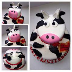 Koeien taart