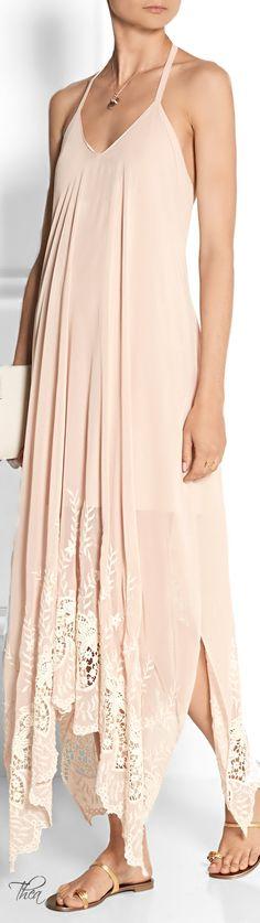 Alice + Olivia's  Chiffon dress §