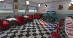 Elevate your workflow with the Diner asset from Enozone. Find this & other Urban options on the Unity Asset Store. Vintage Diner, Presentation Design Template, Unity, Environment, Urban, Home Decor, Decoration Home, Room Decor, Home Interior Design