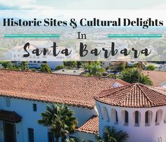 Experience historical sites and cultural delights in Santa Barbara, California -- from the Mission and Courthouse to Casa Del Herrero and Lotusland. Visit Nashville, Nashville Trip, Best Island In Hawaii, Visit Santa Barbara, Green Sand Beach, Bethany Beach, Visit Hawaii, Weekend Trips, California Travel