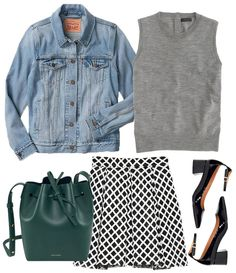 5 Ways to Wear a Sleeveless Sweater Year-Round | InStyle.com