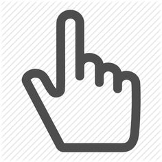 designate, direction, finger, gesture, gestureworks, hand, point, pointer, pointing, select, to, touch icon
