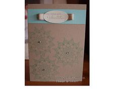 Stampin Up! Delicate Doilies